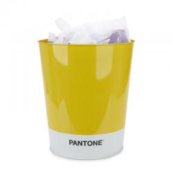 Papelera Pantone Amarillo