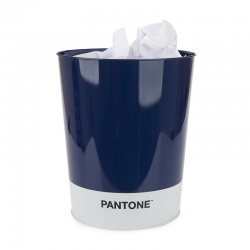 Papelera Azul Pantone
